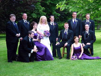 善用色彩,規畫一場完美的婚禮